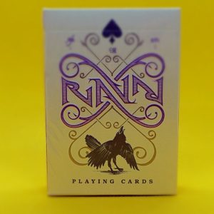 Ravn Purple Haze Playing Cards. Mazzi di carte, giochi di prestigio, libri e dvd di magia in vendita su http://lassonellamanica.com .
