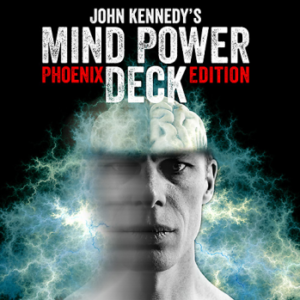 Mind Power Deck by John Kennedy - LASSONELLAMANICA.COM - Vendita Mazzi di Carte, Giochi di Prestigio, Libri e Dvd di Magia. Recensioni, unboxing, tutorial!