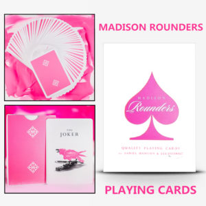 PINK MADISON ROUNDERS