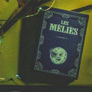 Les Melies Conquest Blue Playing Cards by Pure Imagination Projects - LASSONELLAMANICA.COM - Mazzi di Carte, Giochi di Prestigio, Libri e Dvd di Magia.