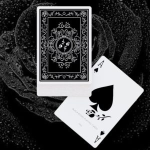 Black Roses Playing Cards - LASSONELLAMANICA.COM - Mazzi di Carte, Giochi di Prestigio, Libri e Dvd di Magia. Recensioni, unboxing, tutorial!