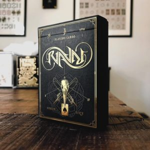 Ravn Eclipse Playing Cards - LASSONELLAMANICA.COM - Mazzi di Carte, Giochi di Prestigio, Libri e Dvd di Magia. Recensioni, unboxing, tutorial!