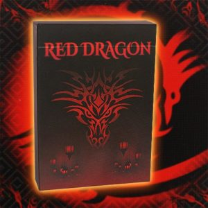 Red Dragon Playing Cards - LASSONELLAMANICA.COM - Mazzi di Carte, Giochi di Prestigio, Libri e Dvd di Magia. Recensioni, unboxing, tutorial!