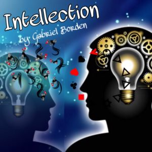Intellection by Gabriel Borden - INSTANT DOWNLOAD - Effetto di magia scaricabile su Lassonellamanica.com - VENDITA GIOCHI DI PRESTIGIO
