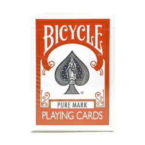 Bicycle Pure Marked Playing Cards - LASSONELLAMANICA.COM - Mazzi di Carte, Giochi di Prestigio, Libri e Dvd di Magia. Recensioni, unboxing, tutorial!